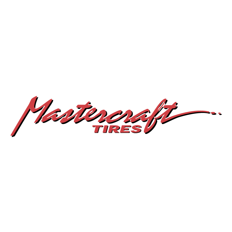 Mastercraft Tires vector logo