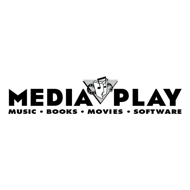 Media Play vector logo