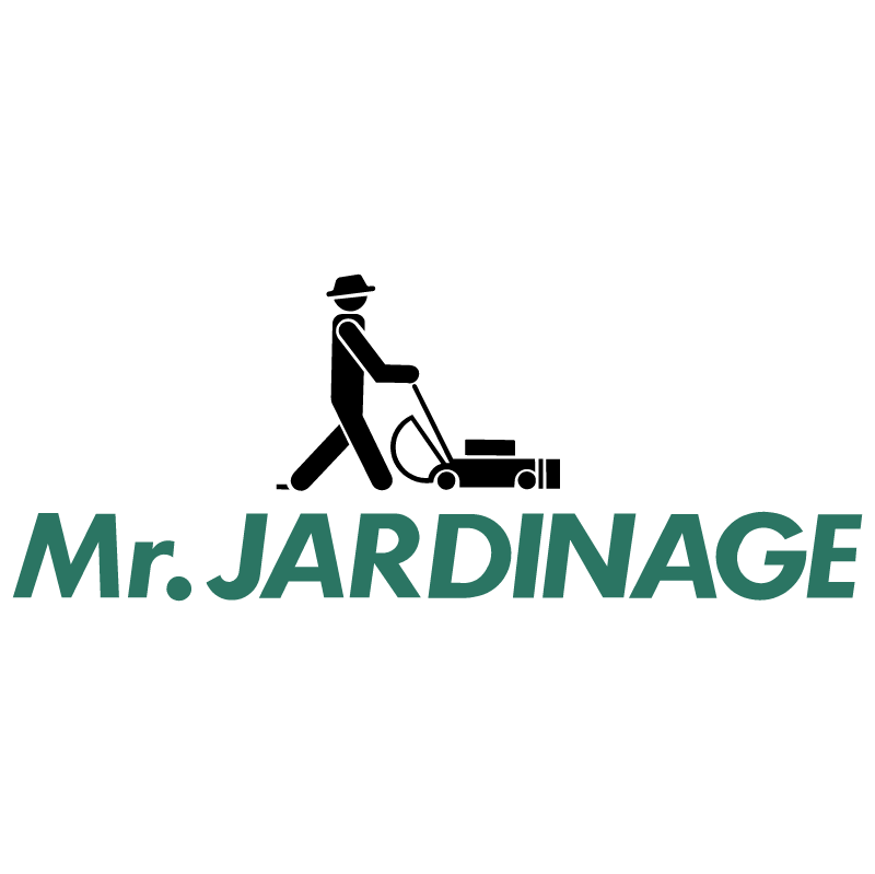 Mr Jardinage vector