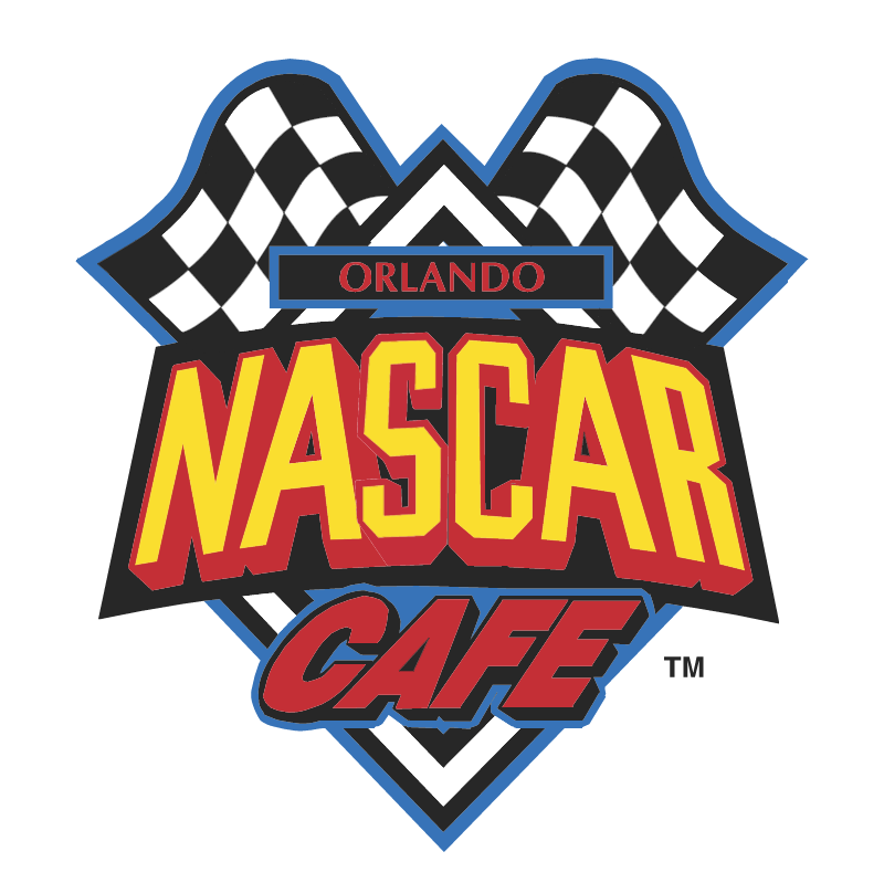 NASCAR Cafe vector logo