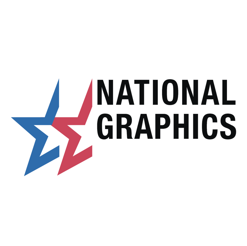National Graphics vector logo