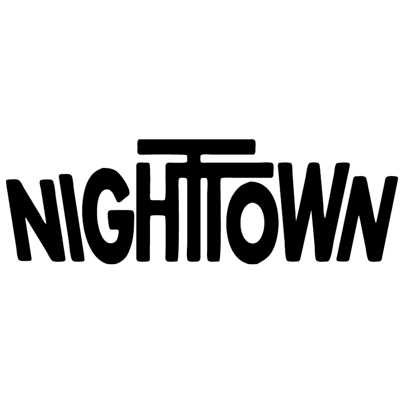 NightTown vector logo