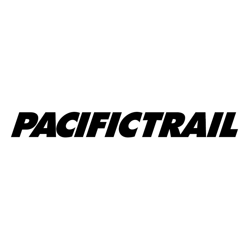 Pacifictrail vector logo