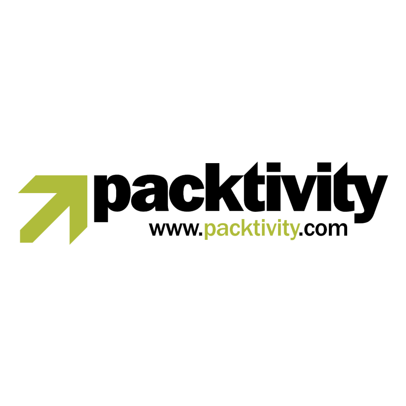 Packtivity vector logo