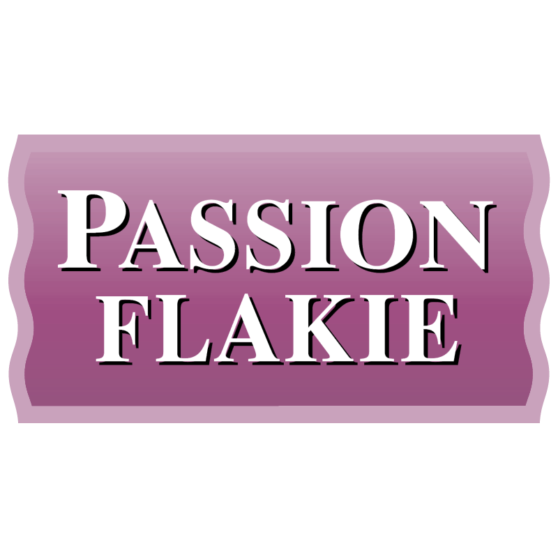 Passion Flakie vector