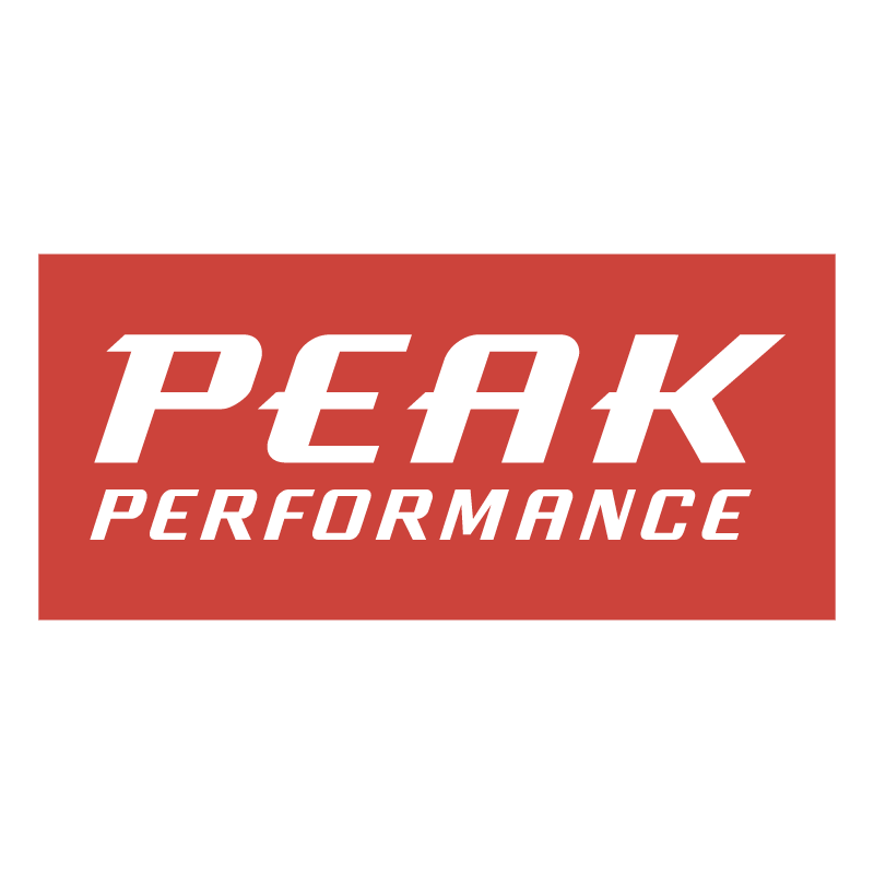 Peak Performance vector