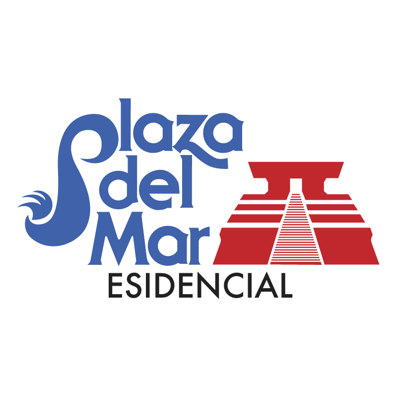 Plaza Del Mar vector