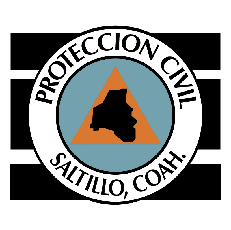 Proteccion Civil Saltillo vector