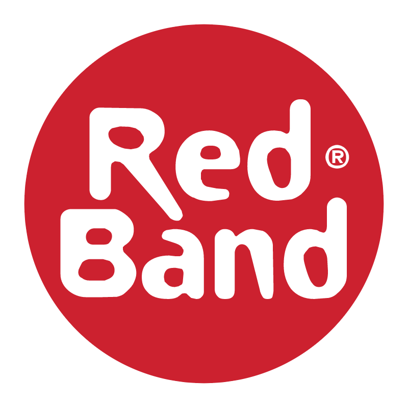 Red Band vector