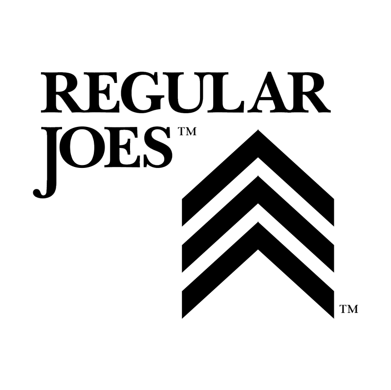 Regular Joes vector logo