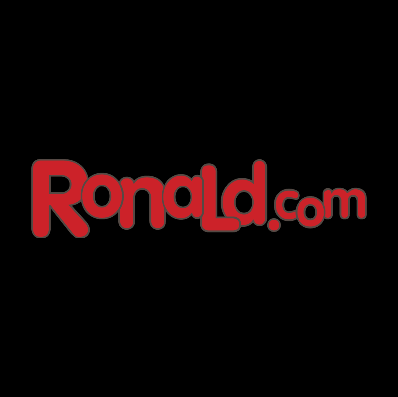Ronald com vector logo