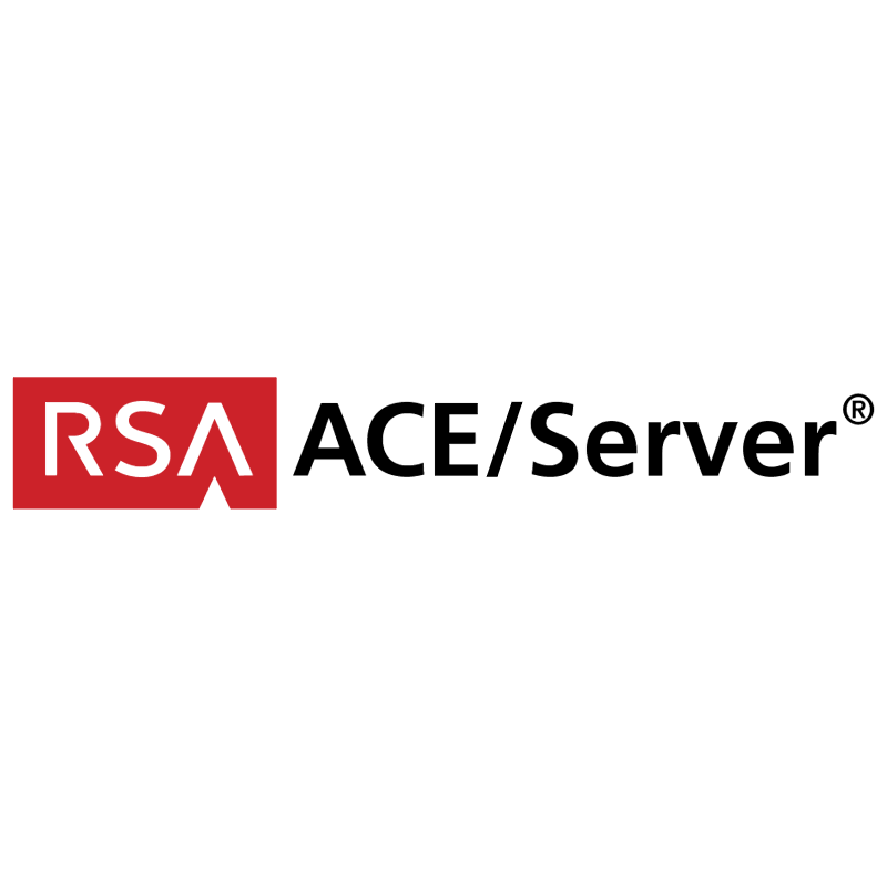 RSA ACE Server vector logo