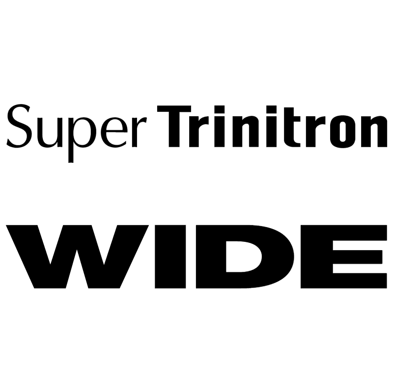 SuperTrinitron Wide vector