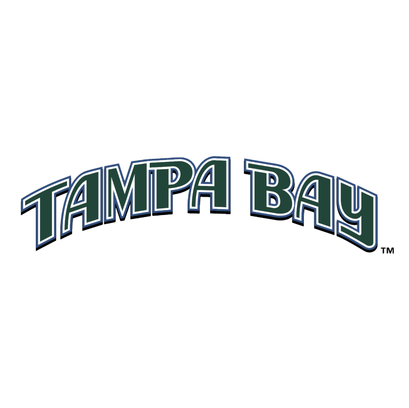 Tampa Bay Devil Rays vector logo
