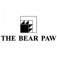 The Bear Paw vector