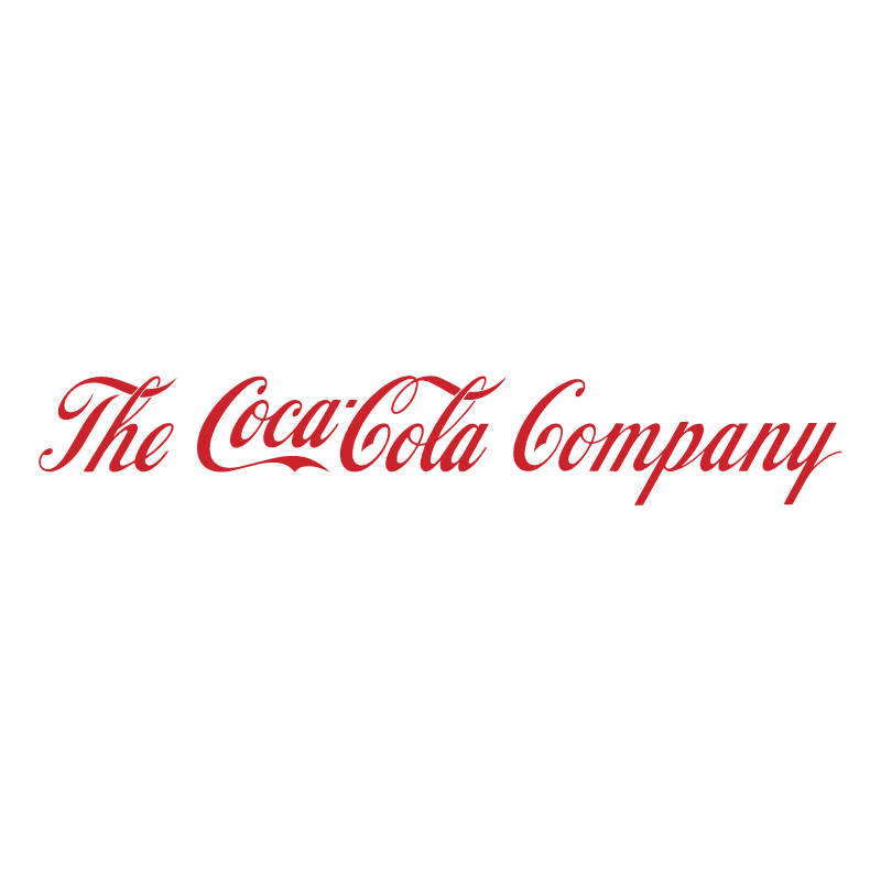 The Coca Cola Company vector