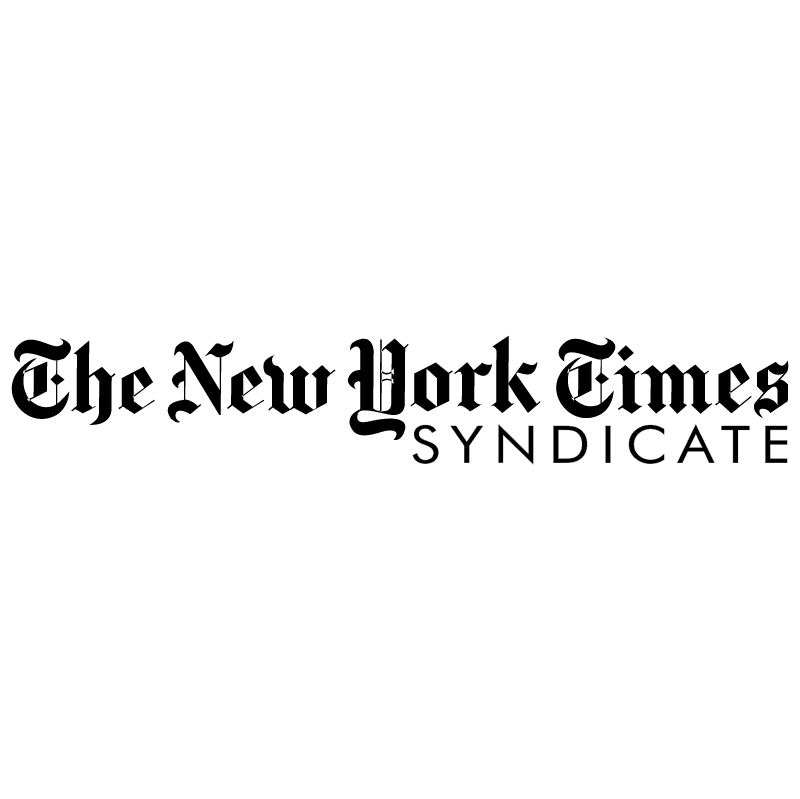 The New York Times Syndicate vector logo