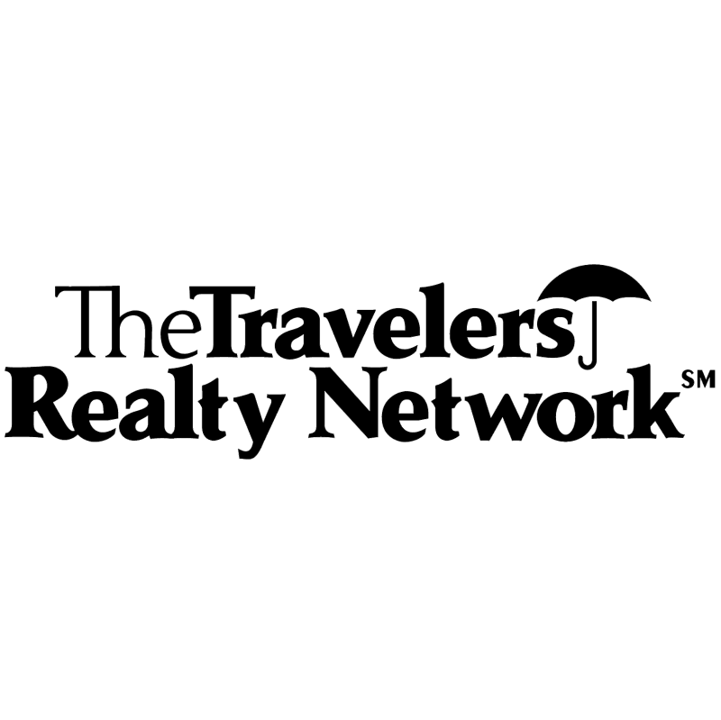 The Travelers Realty Network vector