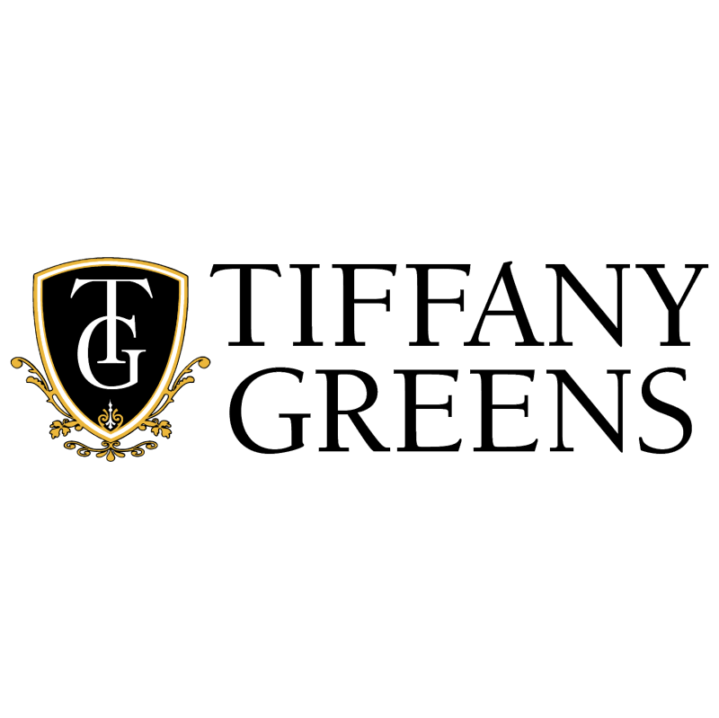 Tiffany Greens vector