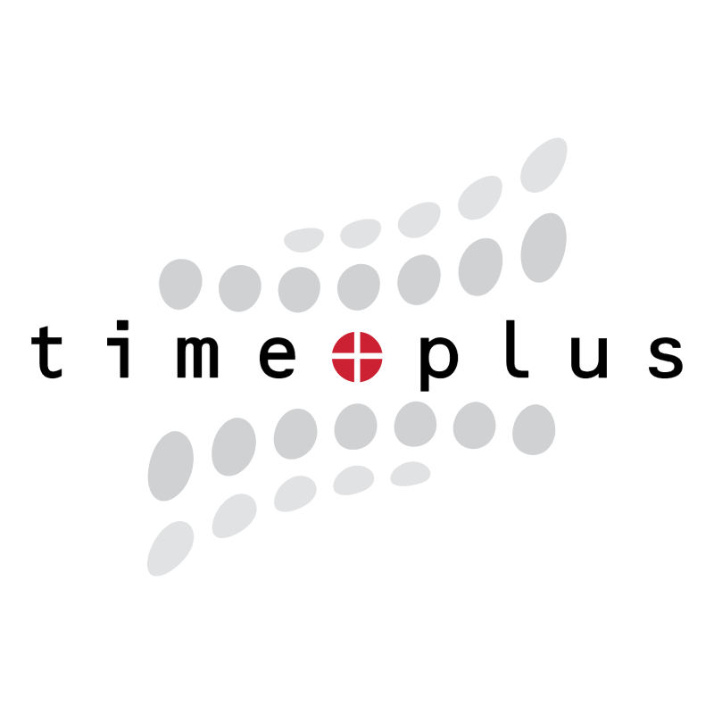 Time Plus vector logo