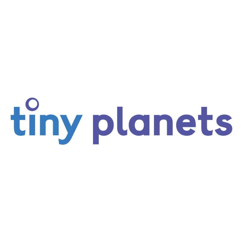 Tiny Planets vector
