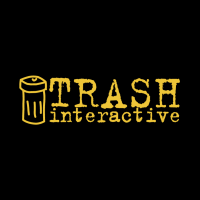Trash Interactive vector
