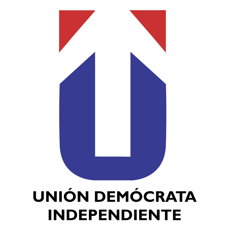 Union Democrata Independiente vector