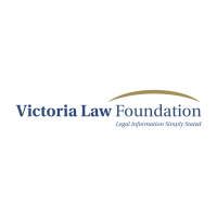 Victoria Law Foundation vector