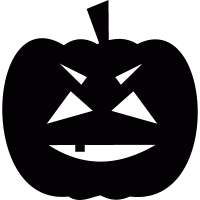 Fright Pumpkin vector