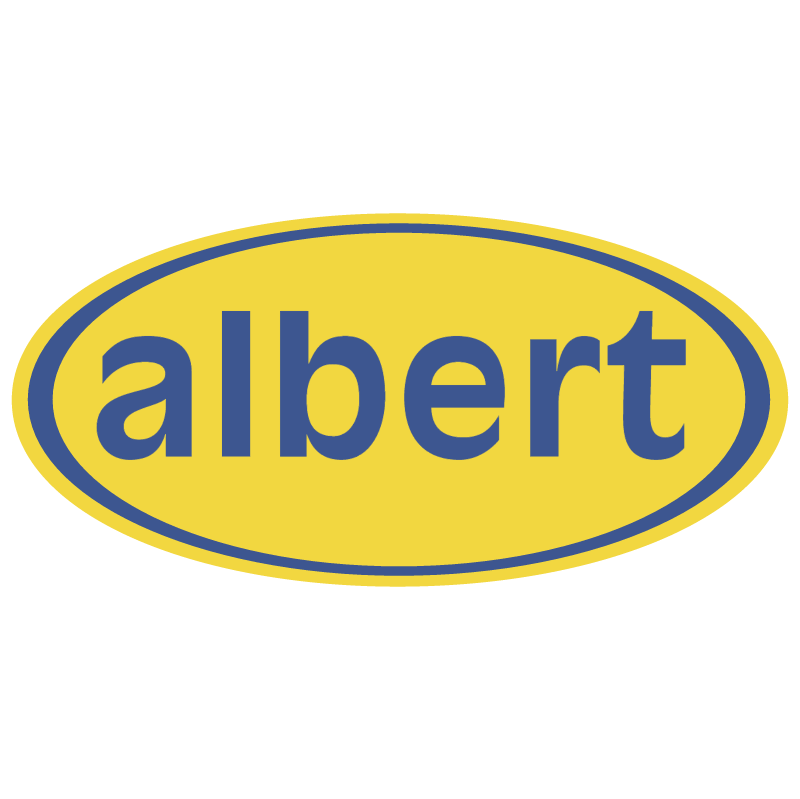 Albert 39135 vector logo