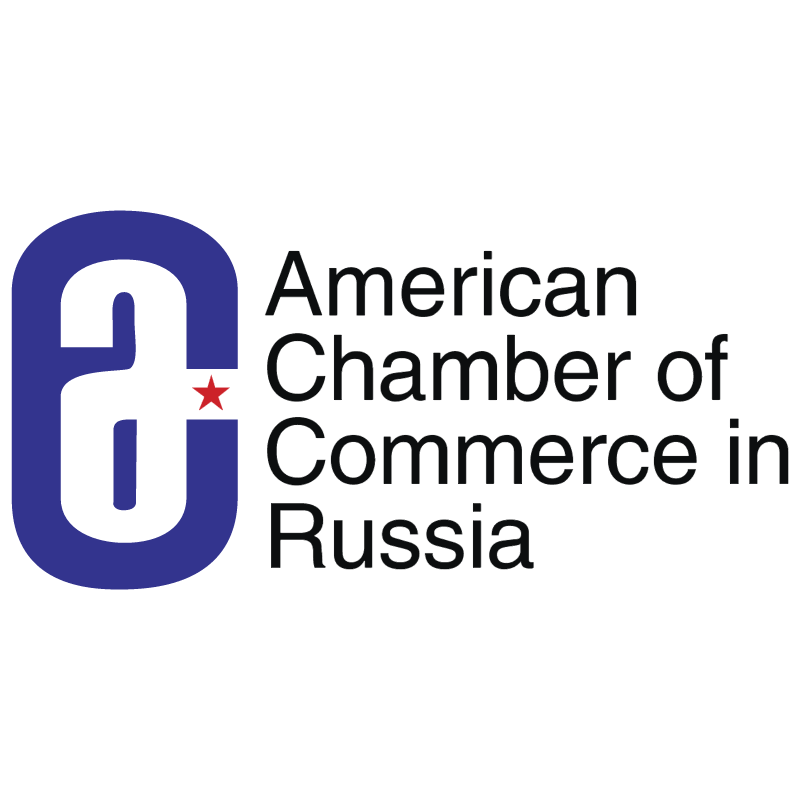 American Chamber of Commerce in Russia vector