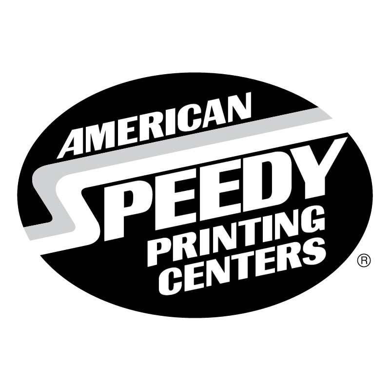 American Speedy Printing Centers 55727 vector