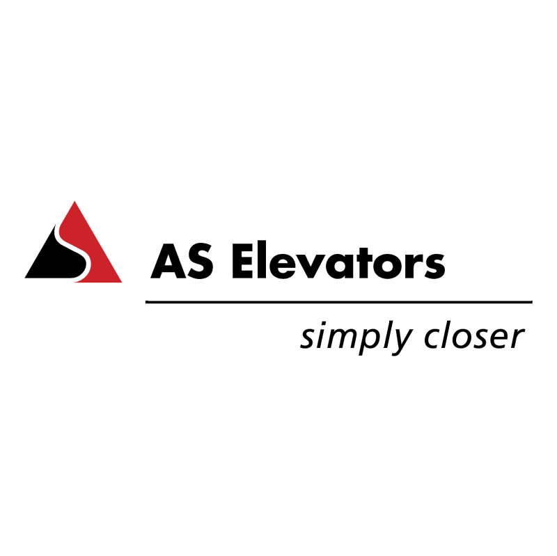 AS Elevators 77104 vector