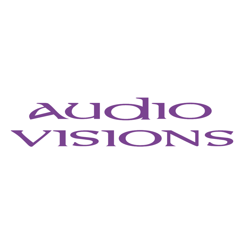 Audio Visions 81128 vector