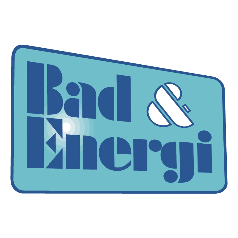 Bad & Energi vector logo