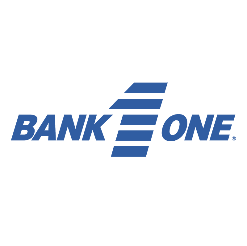 Bank One 47559 vector