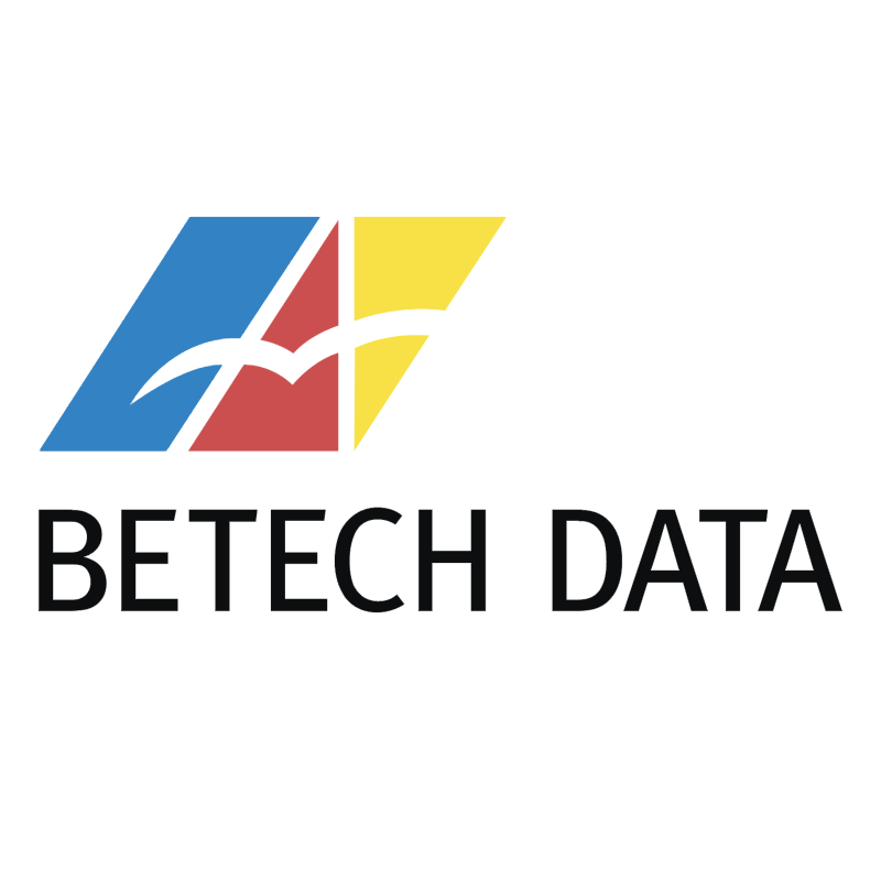 Betech Data vector logo