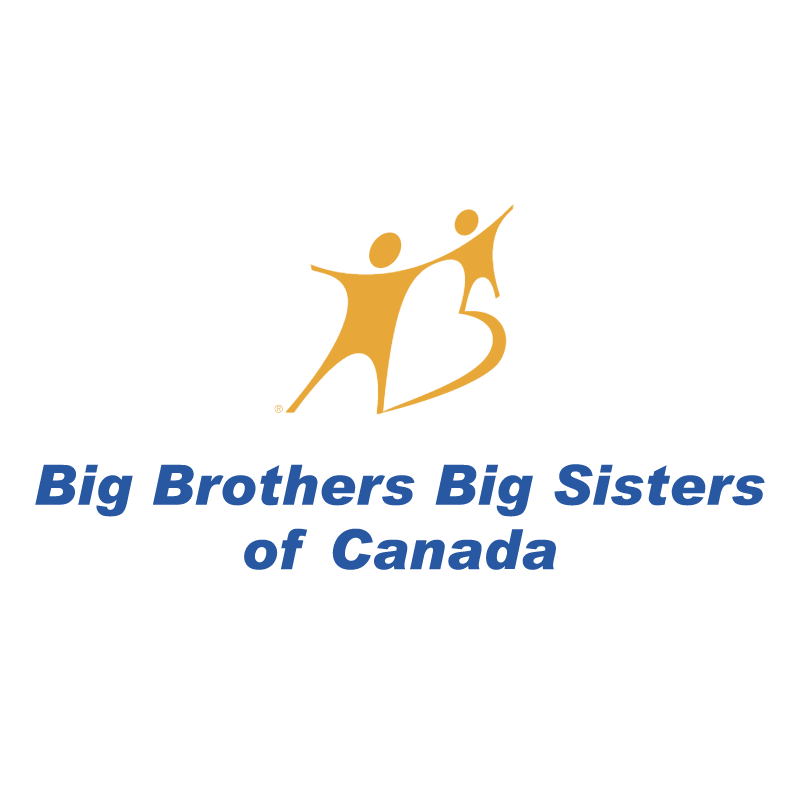 Big Brothers Big Sisters of Canada vector