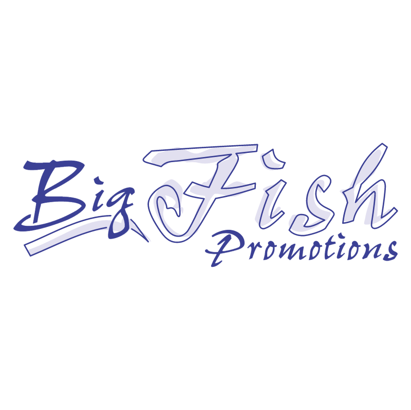 Big Fish Promotions vector