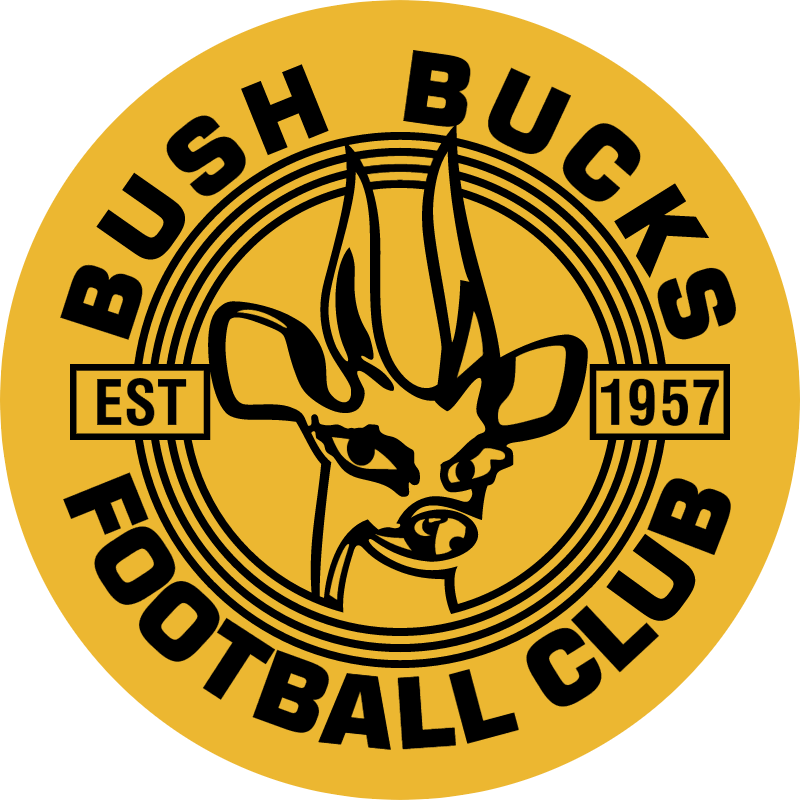 Bush Bucks FC vector