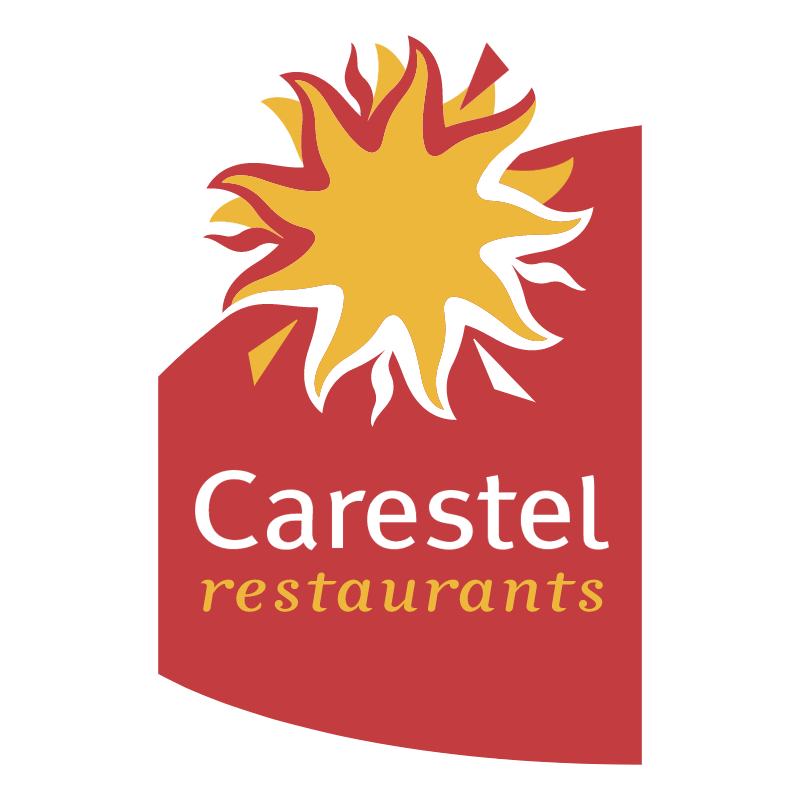 Carestel restaurants vector