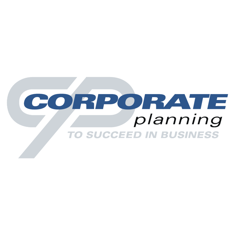 Corporate Planning vector