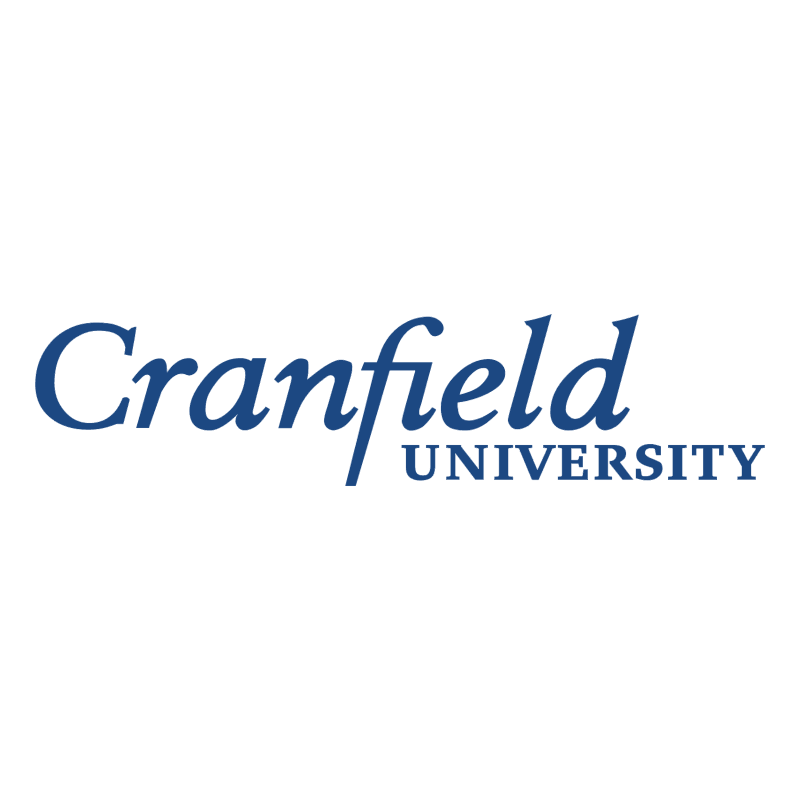 Cranfield University vector logo