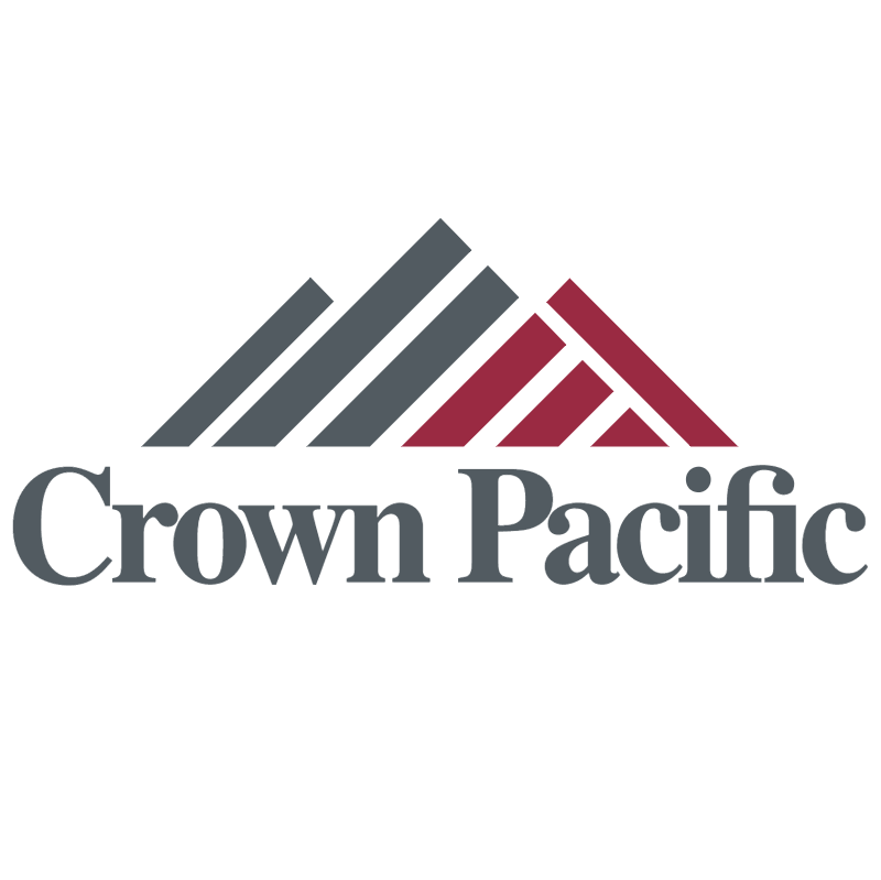 Crown Pacific vector