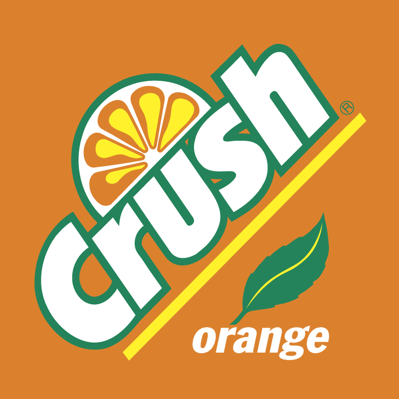 Crush logo vector