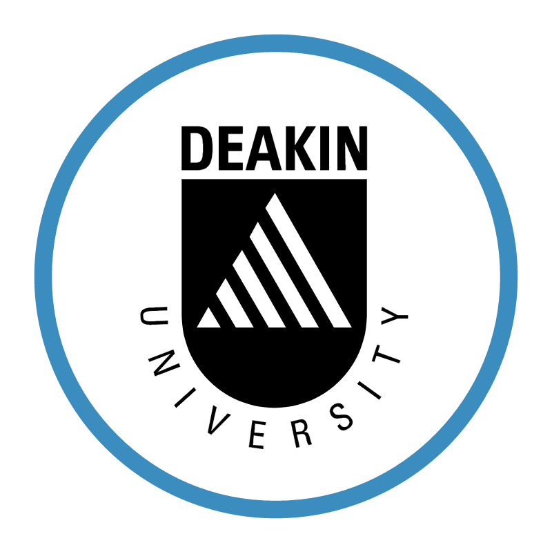 Deakin University vector