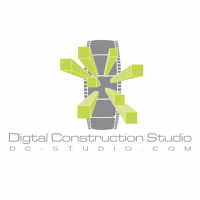 Digital Construction Studio vector