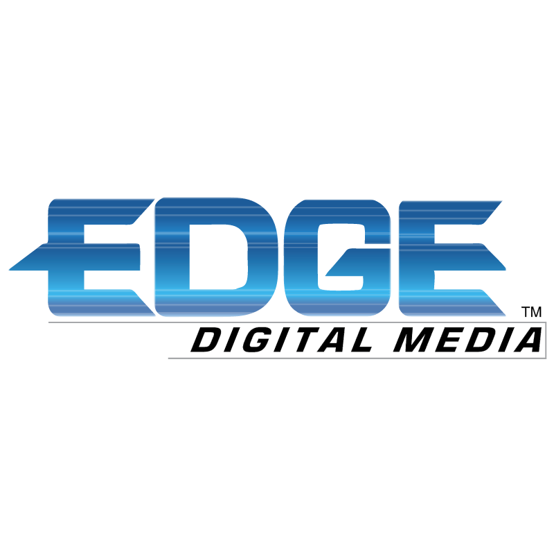 EDGE Digital Media vector