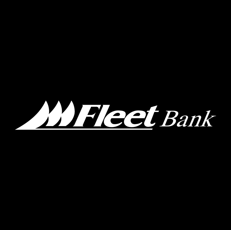Fleet Bank vector