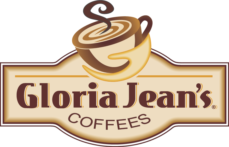 Gloria Jeans coffee vector logo